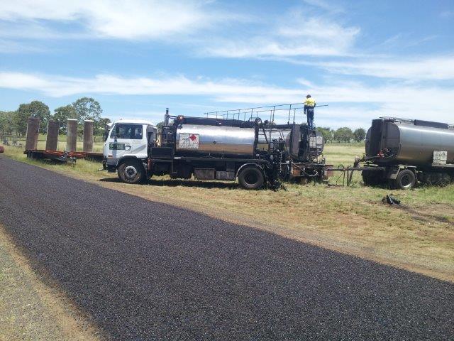 Asphalt, Bitumen Seal & Concrete Driveway Projects
